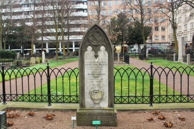 cimetière Malmö Suède
