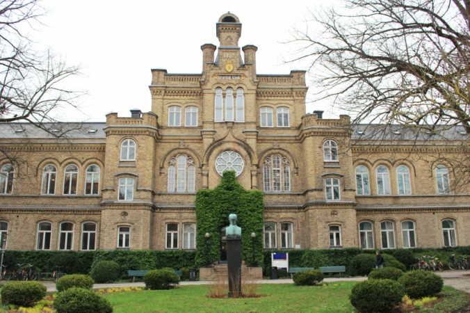 faculté des sciences sociales Lund Suède