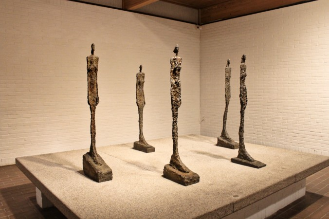 Giacometti Louisiana Danemark
