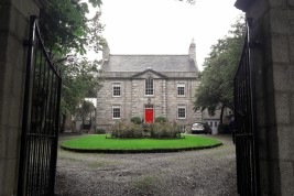 house old Aberdeen