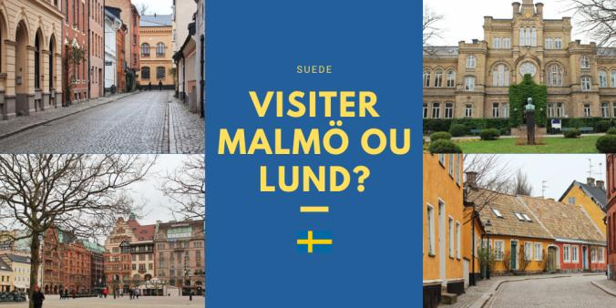 Lund ou Malmö