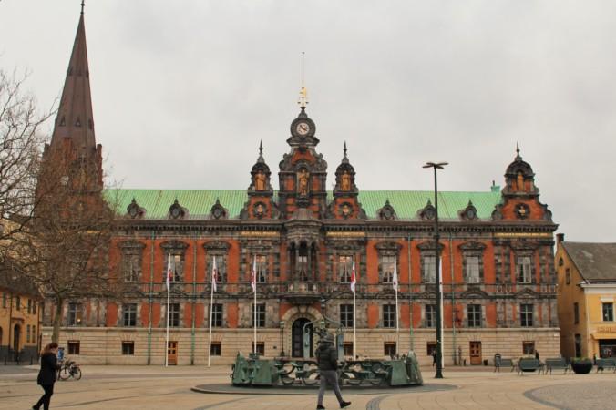 mairie Malmö Suède