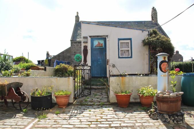maison footdee Aberdeen