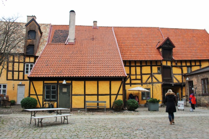 maison lilla torg Malmö Suède