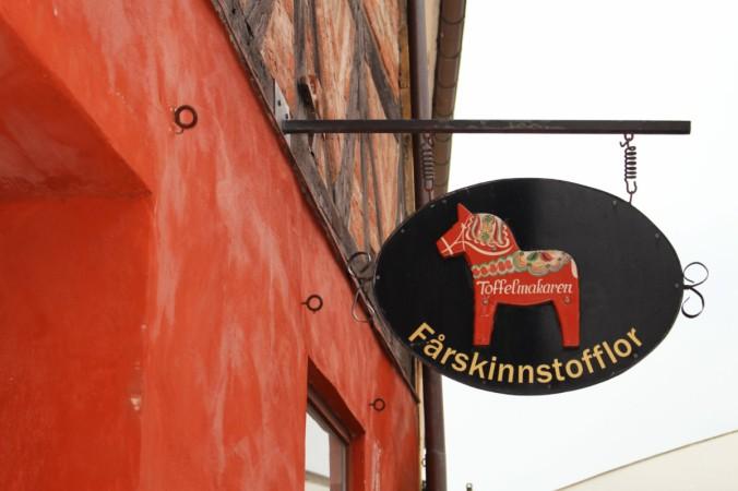 Malmö cheval Suède