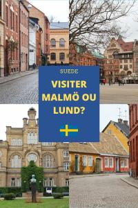 Malmö ou Lund