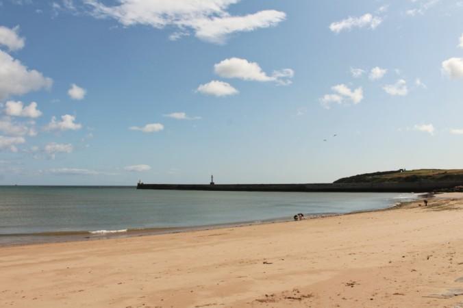 plage Aberdeen