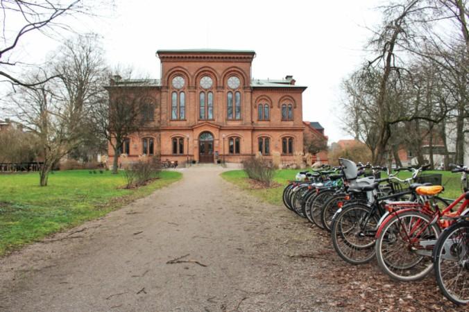 Pufendorf institutet Lund Suède