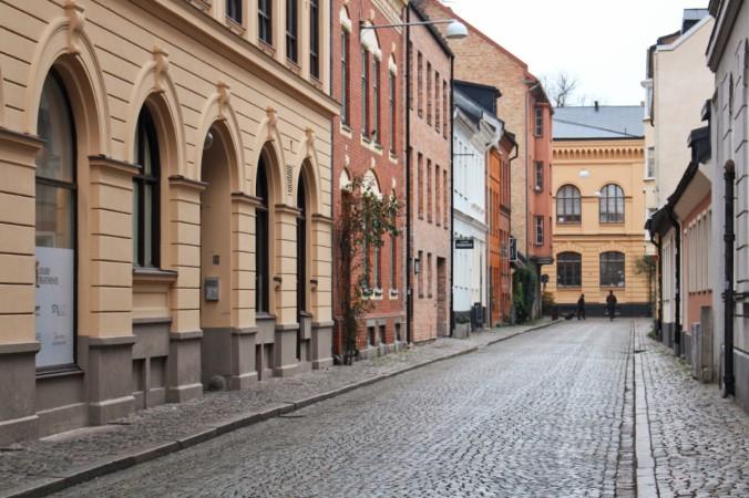 rue de Malmö Suède