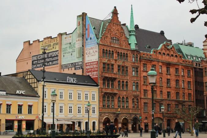 Stortorget 2 Malmö Suède