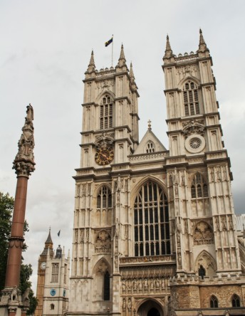 Westminster abbey Londres
