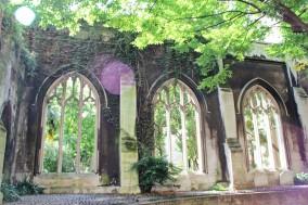 fenêtres St Dunstan Londres