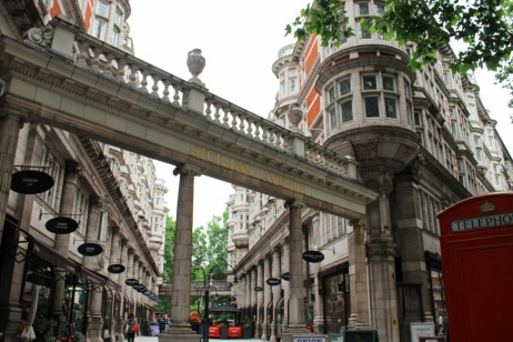 Sicilian avenue Londres