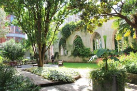 St Dunstan in the east Londres
