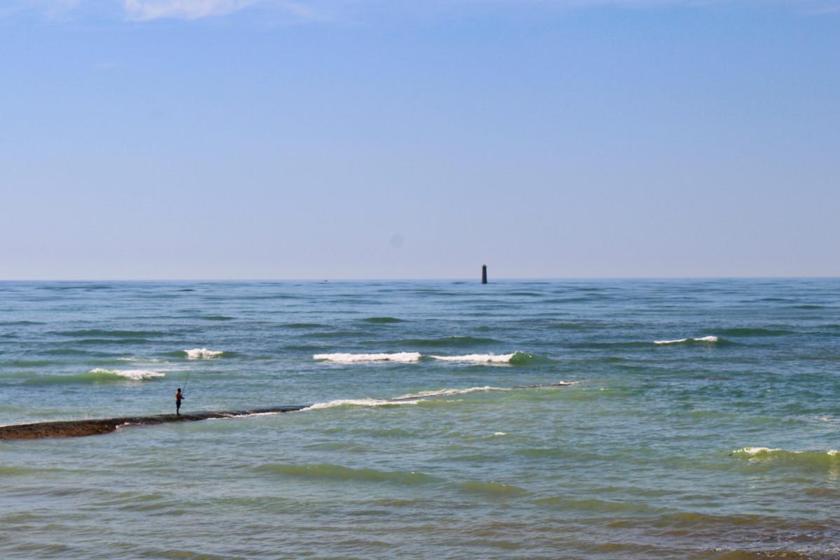 océan phare des baleines île de ré