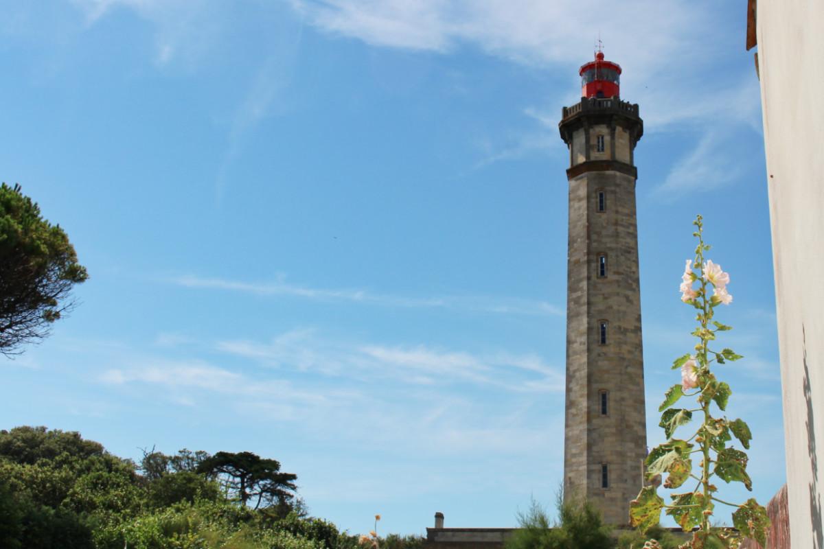 phare des baleines passerose île de ré